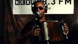 Cedric Watson - Le Soleil est Levé (Live on KEXP)
