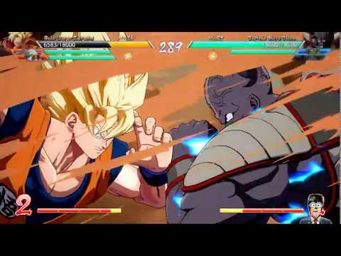 Dragon Ball FighterZ cabeção