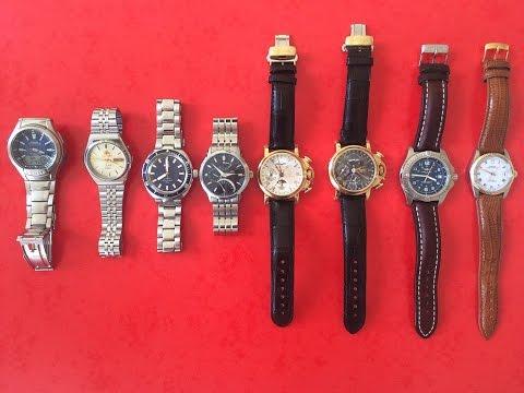 моя коллекция часов    Май 2017   my watch collection