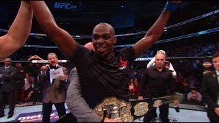 UFC 214: Fight Motion