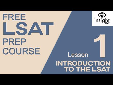 Introduction to the LSAT | Insight LSAT Mini LSAT Prep Course ...