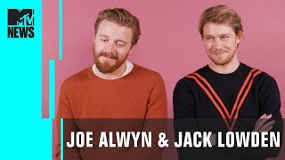 'Mary Queen of Scots' 👑 Joe Alwyn & Jack Lowden on Powerful Women & Useless Men | MTV News