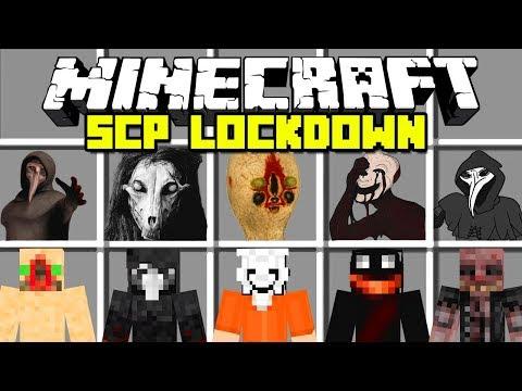 scp containment breach minecraft mod download