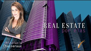 Real estate por elas - Video chamada