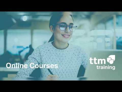 ttm Training   New online training courses for Healthcare ... - YouTube