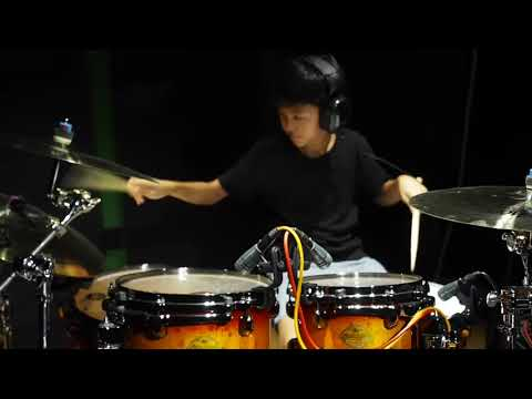 【Drum Cover 】Dave Weckl -<Apacalypso>