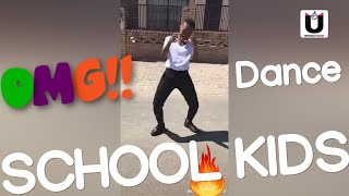 South African School Kids Amapiano Dance Moves 2019