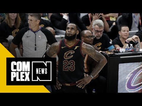 more photos a9903 3fe76 LeBron James Has Agreed to a 4-Year Deal With the Los Angeles Lakers
