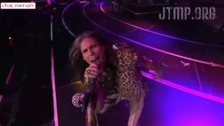 "Boston Strong - Aerosmith - ""Livin' on the Edge"" - LIVE"