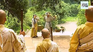 Kẻ Bán Rau Bí Ẩn Vào Thiếu Lâm Tự Khiêu Chiến 3 Đại Thần Tăng | Ỷ Thiên Đồ Long Ký | OneTV 📺