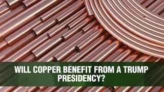 COPPER - Impacto do Trump na cobre