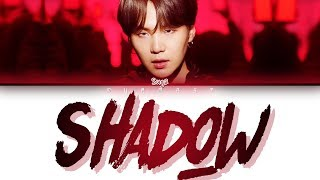 BTS SUGA - Interlude: SHADOW (Color Coded Lyrics Eng/Rom/Han)