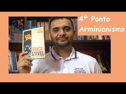 GRAÇA RESISTÍVEL - ZWINGLIO RODRIGUES - COLEÇÃO ARMINIANISMO + SORTEIO