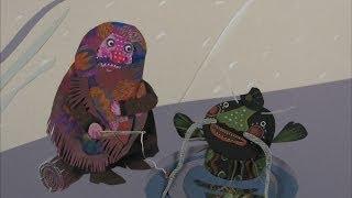 Гора самоцветов - Ловись рыбка (Caught a fish) Украинская сказка