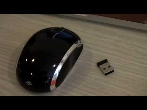 Khui chuột không dây mới