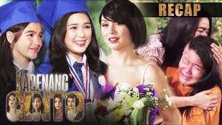 Daniela repents from all her sins   Kadenang Ginto Finale Recap (With Eng Subs)
