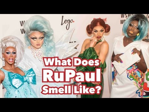 What Does RuPaul Smell Like? RuPaul's Drag Race Season 8 Finale Red Carpet Interviews