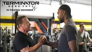VIDEO: TERMINATOR: DARK FATE – ESPN Spot