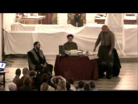 Прем'єра вистави «Заповіт патріарха», присвячена 120 річниці від дня народження патріарха Йосифа Сліпого