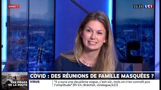Marion Pariset - LCI - 15 Aout 2020