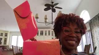 "Iyanla Vanzant ""I Am Love"" Stay at Home Survival Kit giveaway and unboxing"