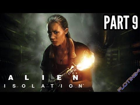 Alien: Isolation #9 | TOLIK PLECHU DO SBĚRU