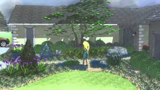 Front Yard Landscape Designs In New Jersey & New York.mov