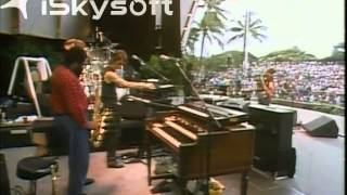 """Road Angel"" Doobie Brothers Hawaii 1990"