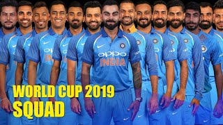 Rahul and Karthik in, Pant and Rayudu out of India's World Cup squad