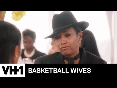 Why Is Jackie Christie Crying? | Basketball Wives