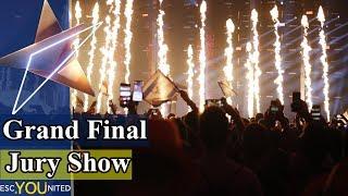 Eurovision 2019: Grand Final Final JURY SHOW (From Press Center)