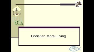 Christian Moral Living