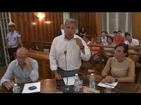 MERCOLEDI' 18 DICEMBRE NUOVA RIUNIONE DEL CONSIGLIO COMUNALE DI SANREMO
