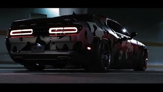 car status WhatsApp video | Dodge Challenger drift & stunt #dark_lover