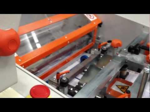 Digifav B2 laminating SRA3 (320 x450) sheets at 2500 sheets / hour