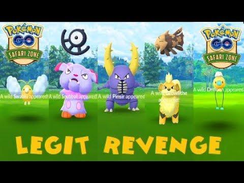 Pokemon Go - Insane Taiwan Safari Event in Tainan - смотреть