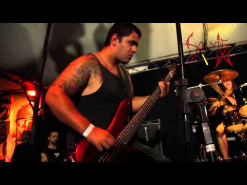 HOCNIS - Against All - Live at Stonehenge Bar
