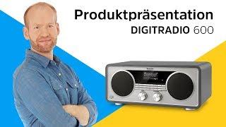 DIGITRADIO 600    Der Allrounder unter den Digitalradios.   TechniSat