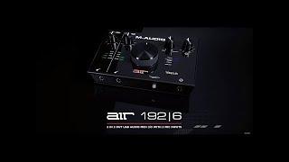 M-audio Air 192X6 - Video