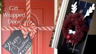 50 Fun And Festive Christmas Door Decorations