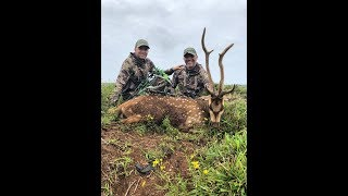 John DUDLEY & Adam GREENTREE Bowhunting Hawaii