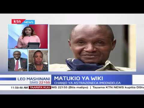 Matukio ya Wiki: Siku 14 za kufungwa kwa kambi zimeisha; Kumekuwepo na uhaba wa ARVs nchini