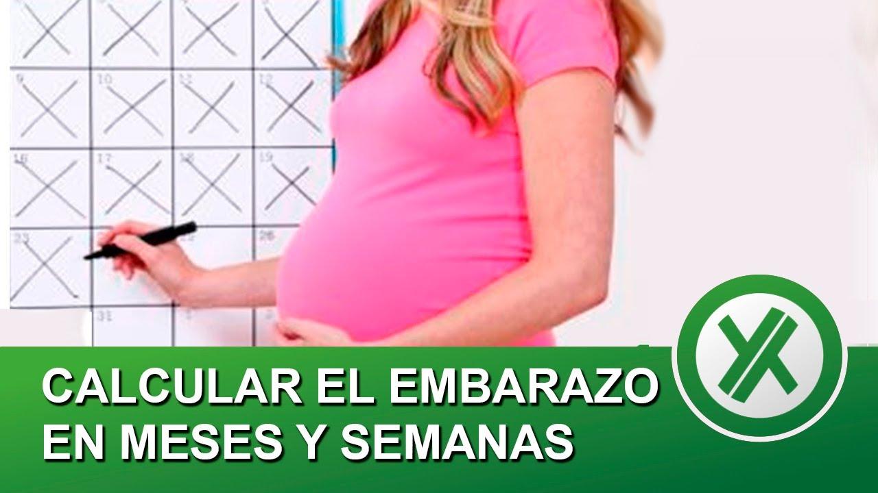 Cómo calcular el embarazo en meses y semanas - ¿Qué significan FUM y FPP?