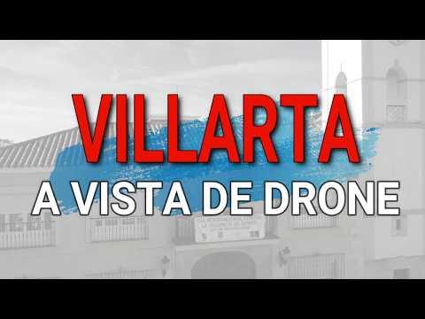 VILLARTA DE SAN JUAN - A VISTA DE DRONE - DJI SPARK