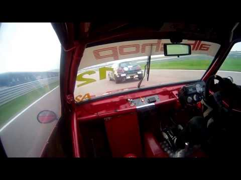 Rockingham 2014 – Race 2 – Chris Snowdon