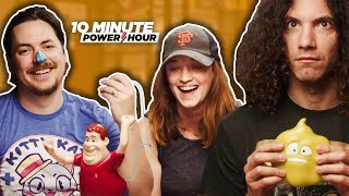 Distinguished, Very Classy Board Games - 10 Minute Power Hour