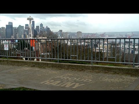 Rainy Day Scavenger Hunt in Seattle