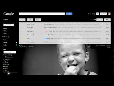 Gmail Custom Themes Personalise Your Inbox With Any Photo