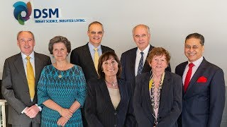 Meet DSM's Supervisory Board