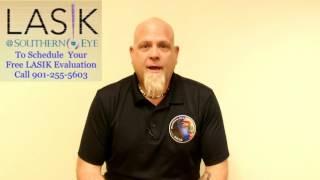 Jonathan Johnson 1 Week Postop Lasik at Southern Eye